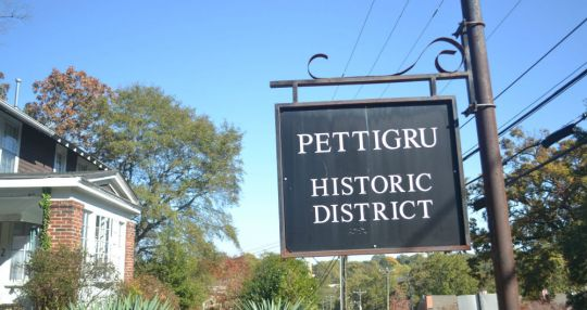Demand for commercial space driving growth in Pettigru Historic District