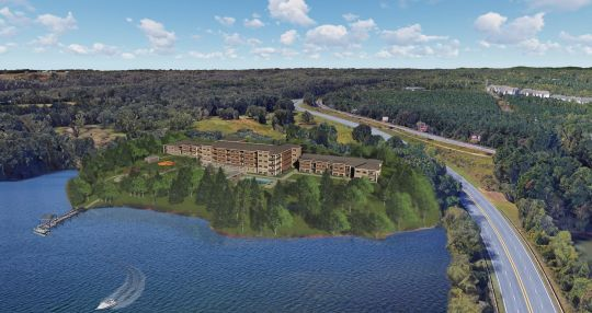 'Clemson family' behind lakeside development