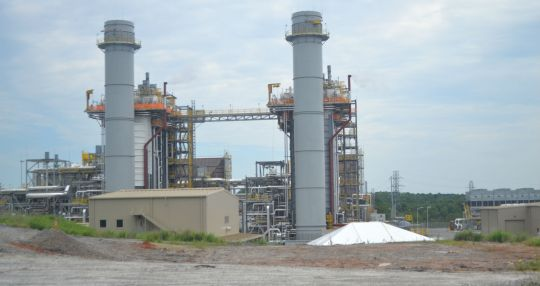 Duke Energy flips switch on natural gas plant