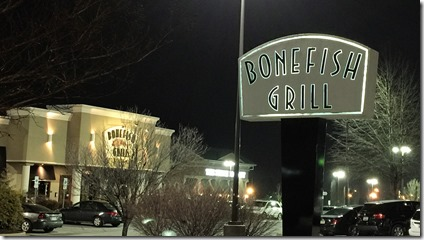 Bloomin' Brands Inc. — parent company to Bonefish Grill, including the one here at 1515 Woodruff Road in Greenville — announced its plans to close 14 of its Bonefish Grill locations, most coming by the end of 2016. (Photo by Matthew Clark)
