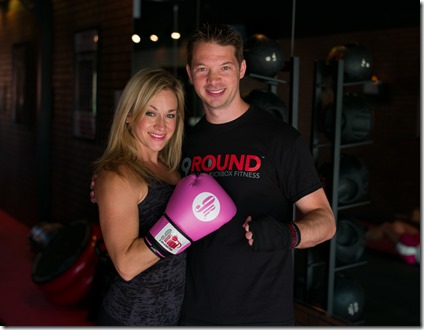 9Round co-founders Heather (left) and Shannon Hudson. (Photo provided)