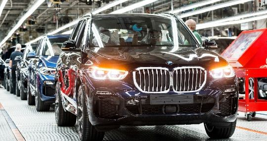 BMW's Plant Spartanburg has record year