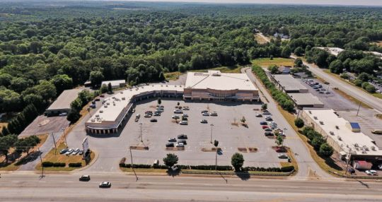 Shopping center Pelham Place trades hands in Greer