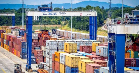Inland Port Greer launches expansion project, grows cargo capacity