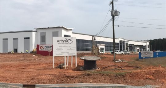 Arthrex, Clemson partner on skills training