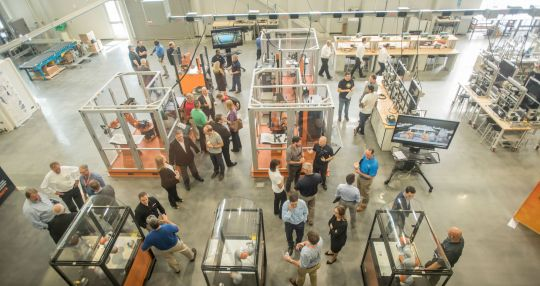 Greenville Tech, Kuka partner on training