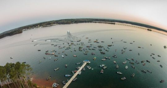 Lake Hartwell to host 2020 fishing tournament