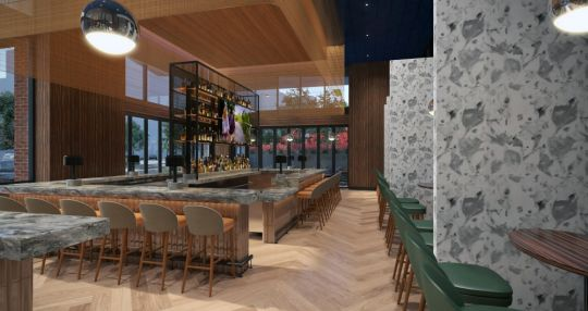 Auro Hotels unveils plans for seven dining venues downtown