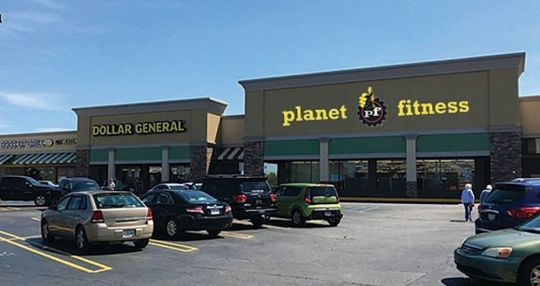 Planet Fitness planned for Wade Hampton Boulevard