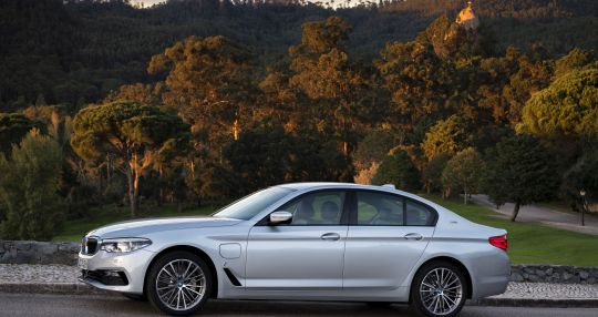 BMW Group sets four-month global sales record