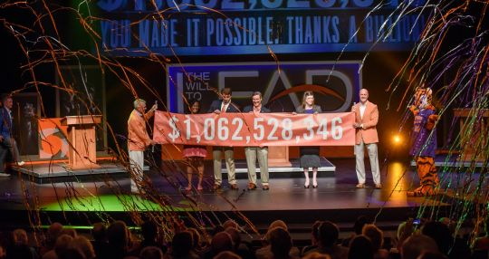 Clemson capital campaign goes over $1 billion