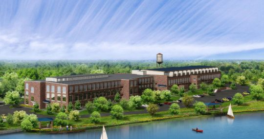 Apalache Mill will see new life as Lofts by the Lake