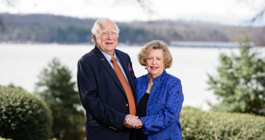 Greenville couple makes gift to chemical and biomolecular engineering