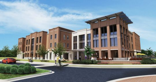 Legacy Square project breaks ground