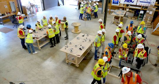Students get hands-on industry experience
