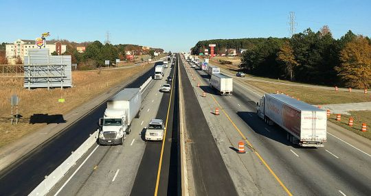 Interstate roadwork isn't going away soon