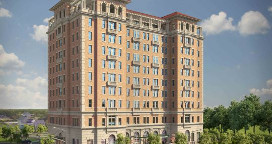 AC Hotel Spartanburg is open; Level 10 plans January opening