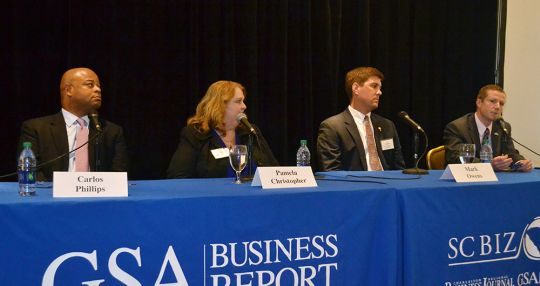 Chamber execs talk Upstate advocacy and workforce challenge