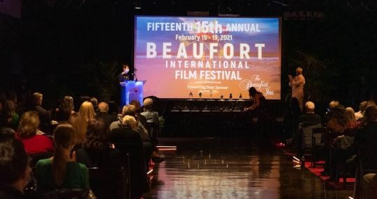 Three Greenville filmmakers awarded at Beaufort Film Festival