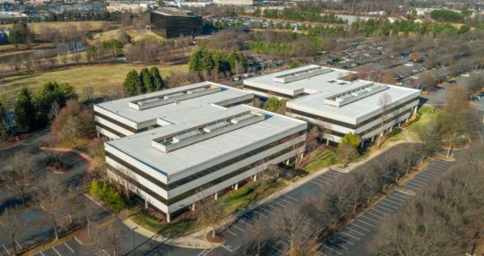 Greenville County Council leases Axis Office Park