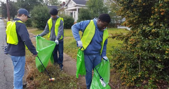 Keep OneSpartanburg Beautiful launches