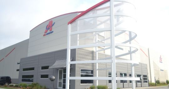 ACL Airshop opens new Greenville factory