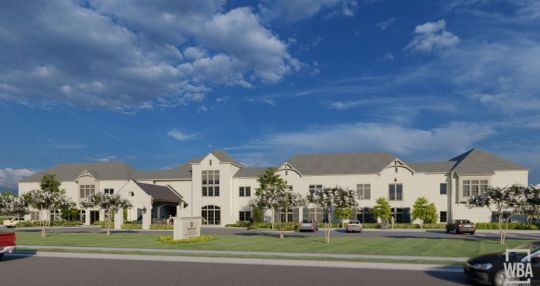 Senior living project planned for Verdae