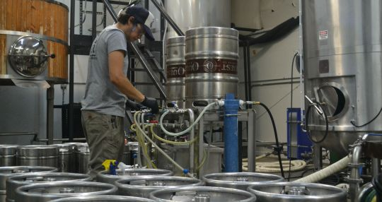 Craft breweries continue to surge in South Carolina