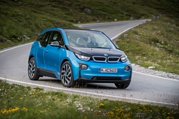 Sales of the BMW i3 helped pace the group to a record in global sales during the month of January. (Photo/Contributed)
