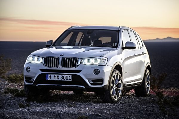 Sales of the BMW X3 jumped 32.3% year-over-year in the month of April, marking one of the largest sales increases of any vehicle in the BMW brand. The X3 is exclusively produced at Plant Spartanburg in South Carolina. (Photo/Provided)