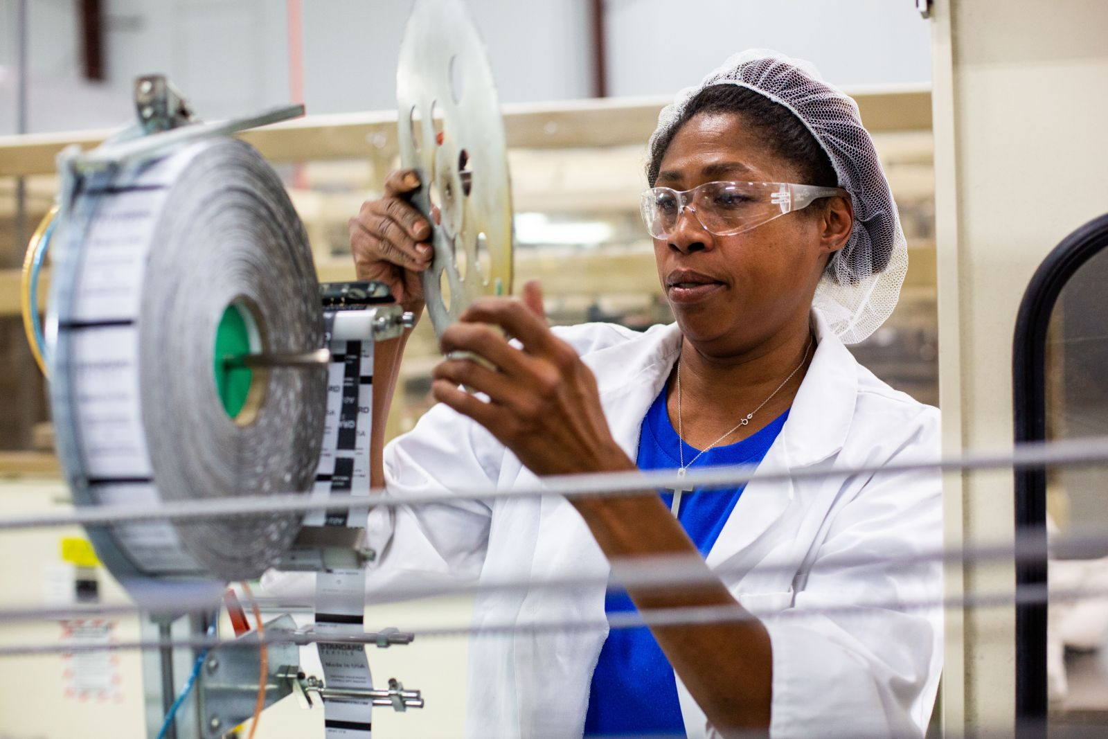 South Carolina's manufacturing sector has stayed ahead of North Carolina's over the past year of recovery. (Photo/Provided)