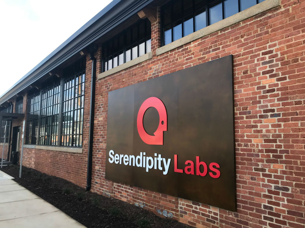 Serendipity Labs opened in Octoner and now has 60 members, which translates to 30 companies. (Photo/Teresa Cutlip)