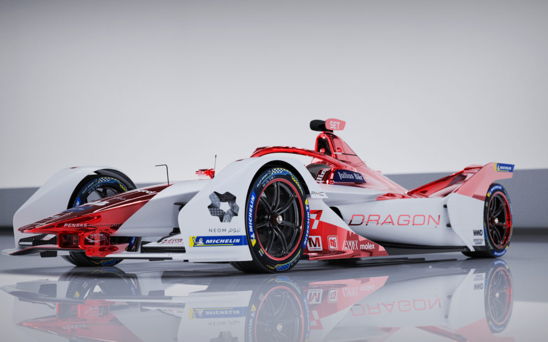 The team' recently released its new color scheme: matte white with chrome red livery. (Photo/Provided)