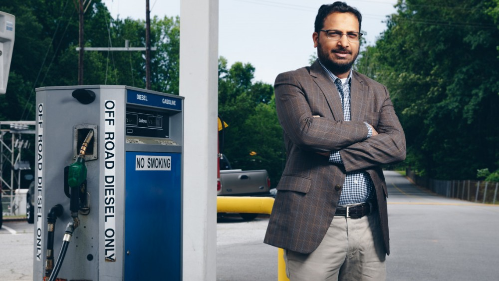 Researcher: Higher gas taxes can mean cleaner environment