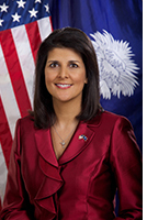 "Gov. Nikki Haley called the DOT oversight provisions inside a $4 billion roads bill ""little more than window dressing."" Haley signed the bill Wednesday."