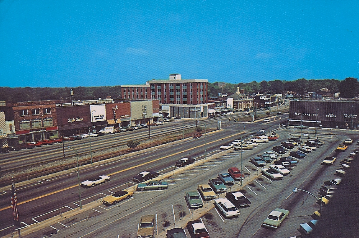 Greenwood in the 1970s (Photo provided)