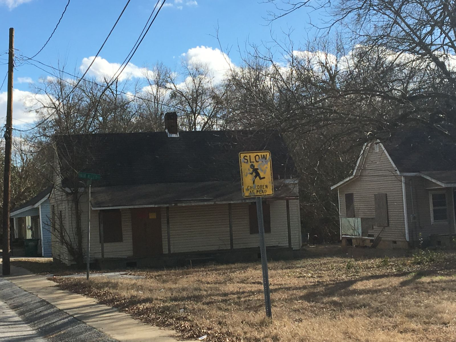 The Greenwood Area Habitat for Humanity plans to use $825,000 in state funding to demolish blighted properties in the North Edgefield neighborhood. (Photo provided)
