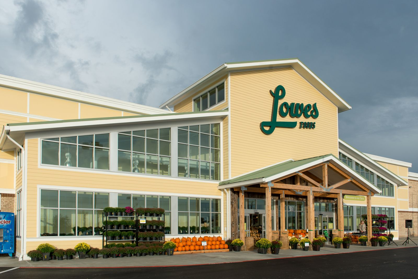 Lowes Foods is headquartered in Winston-Salem, N.C., and has 95 locations in North and South Carolina and Virginia. (Photo/Provided)