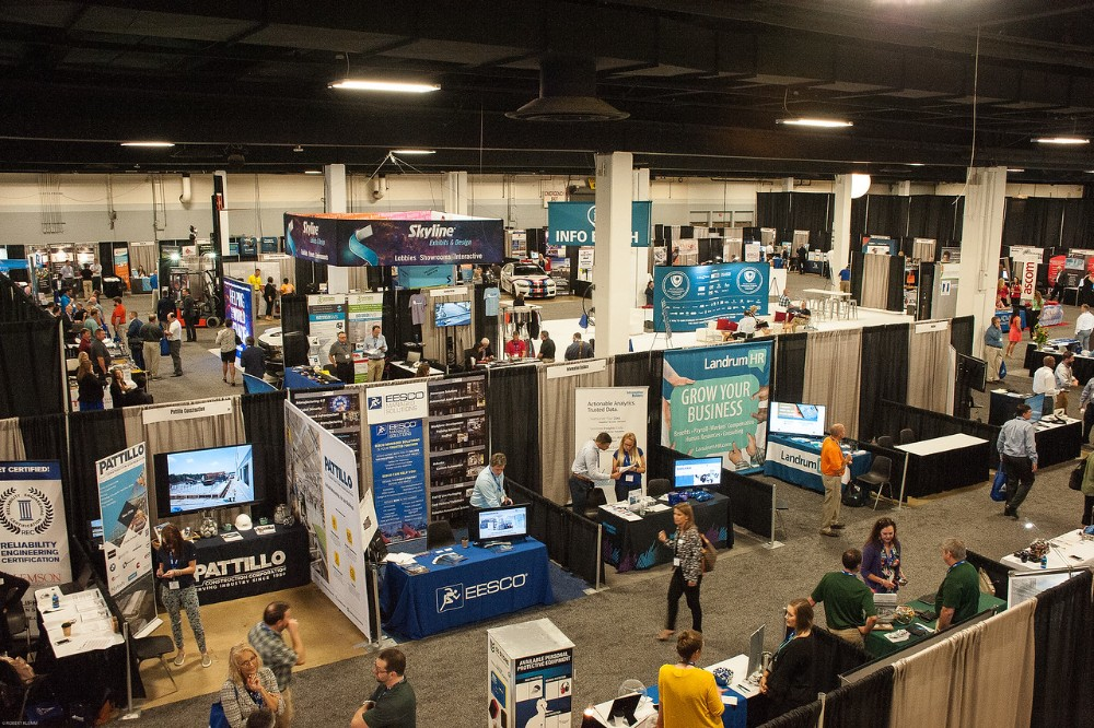 The 2019 S.C. Manufacturing Conference and Expo will be held Oct. 29-30 at the Charleston Area Convention Center. This is the first year the event will be held in Charleston after being held at the Greenville Convention Center. (Photo/File)