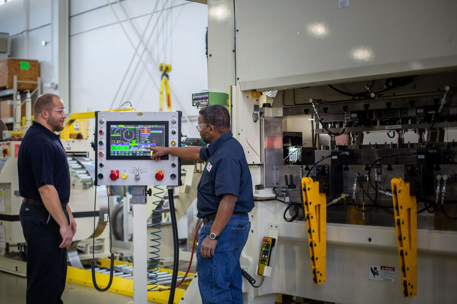 Upstate SC Alliance CEO John Lummus said during the meeting that the Upstate SC Alliance was eyeing industrial automation as the Upstate's vehicle to future growth alongside workforce development initatives like Skill-Up, announced last year. (Photo/Provided)