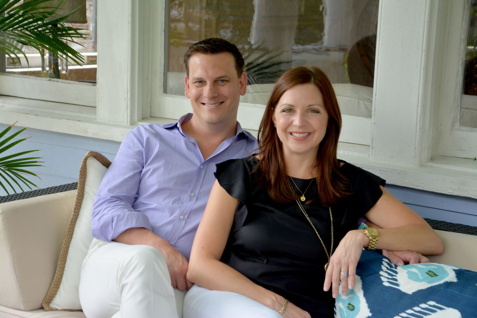 Margaret and Kris Furniss have operated Caviar & Bananas restaurant in Charleston for eight years. Now the couple is opening their first restaurant away from the coast in Greenville. (Photo provided)
