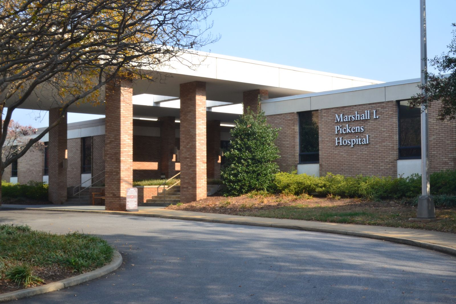 The GHS partnership with Acadia will create a new 80,000-square-foot inpatient behavioral health facility on the Greenville Memorial campus, and will replace the Marshall I. Pickens Hospital, which will be torn down. (Photo by Teresa Cutlip)