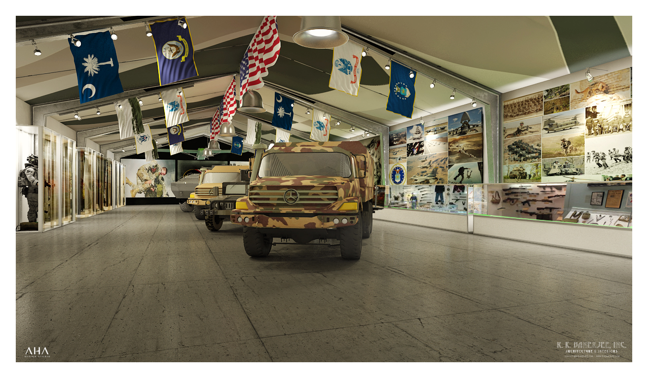 New Military Museum Construction Begins  GSA Business - Military museums in us