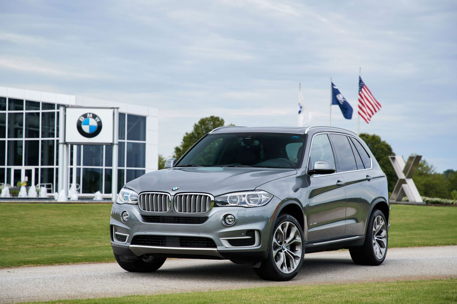 BMW's new X3 model will be equipped with the M sport package — the only X3 model to have the package. (Photo/Provided)