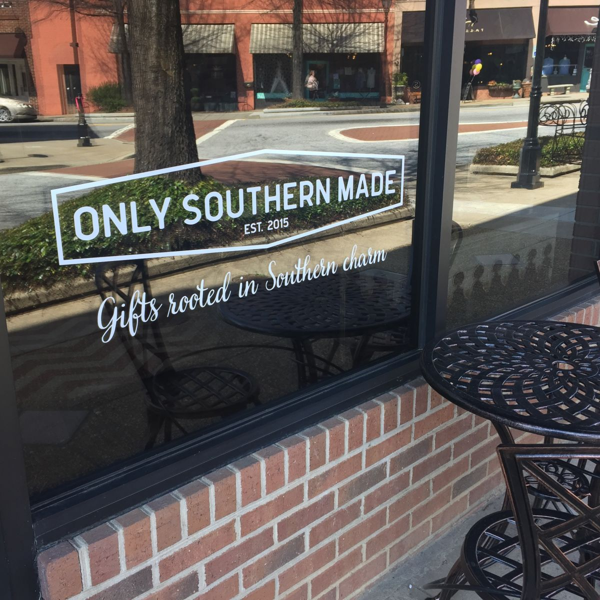 Only Southern Made, a retail store specializing in Southern-themed items, recently opened in downtown Greer. (Photo/Provided)