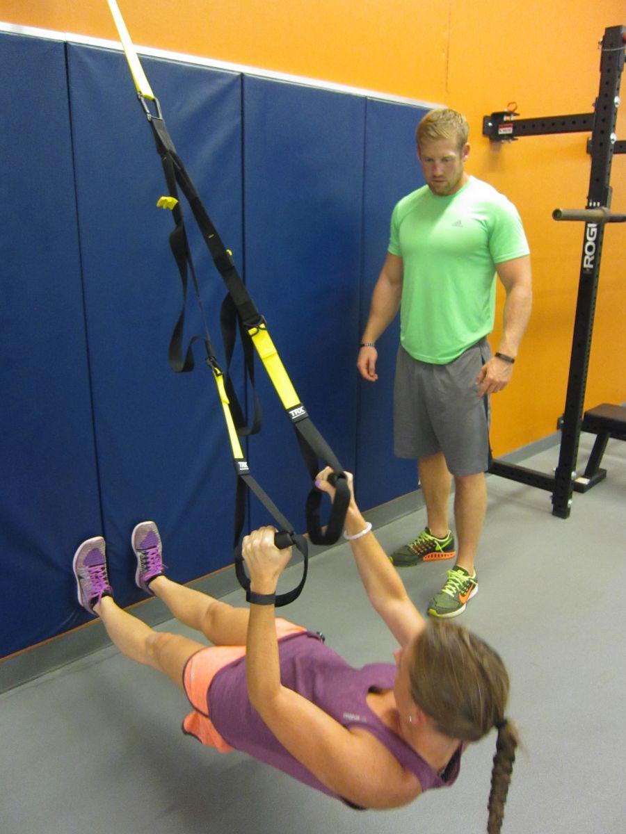 fitness and wellness coordinator