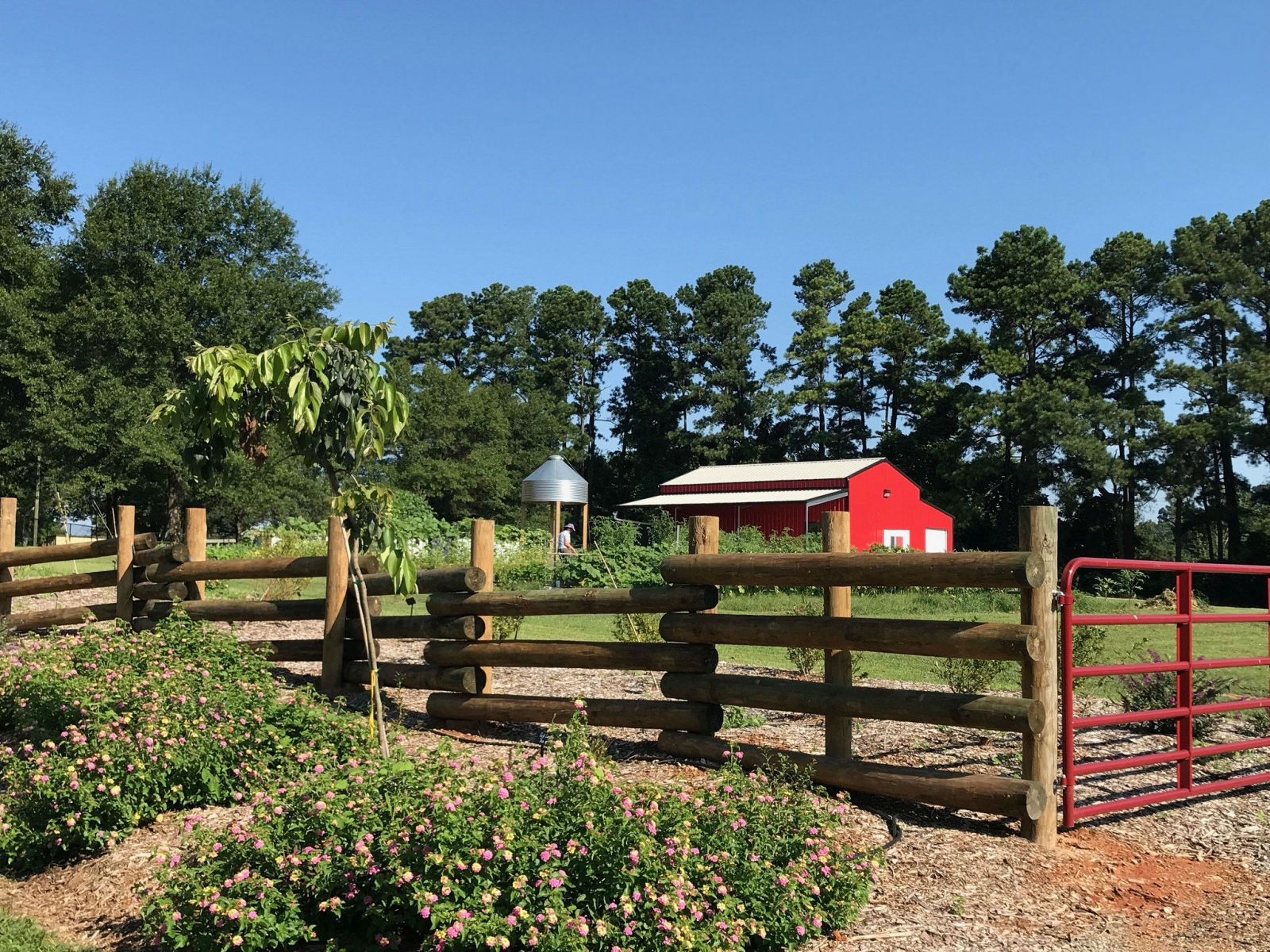 The Center for Sustainable Agriculture has opened at Spartanburg Community College. (Photo/Provided)
