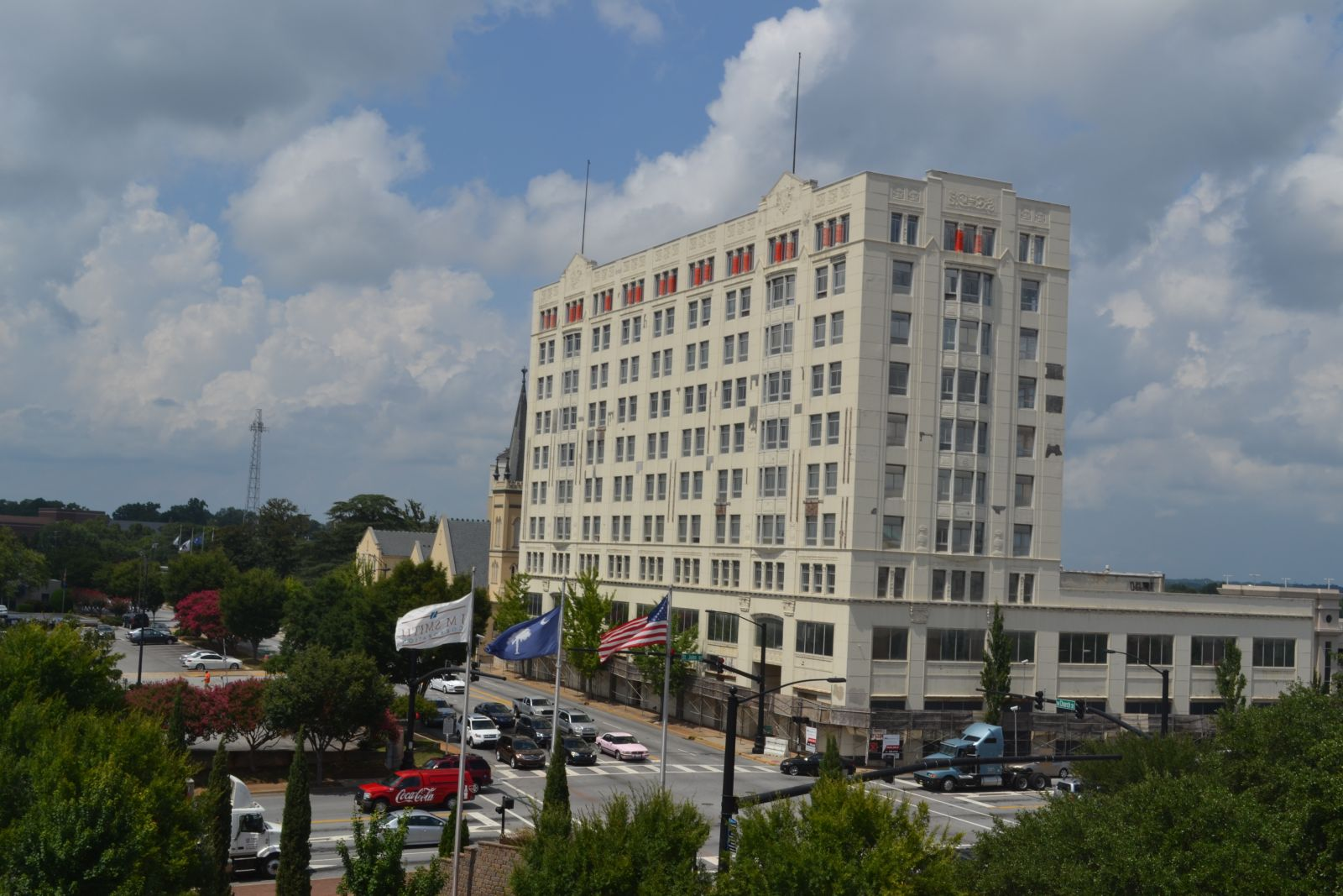 Spartanburg City Development Includes A Taste Of