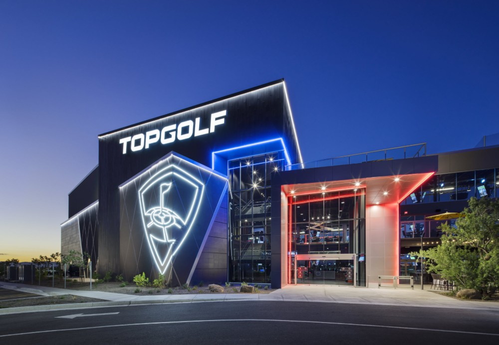 Topgolf opens Friday in Greenville. (Photo/Provided)